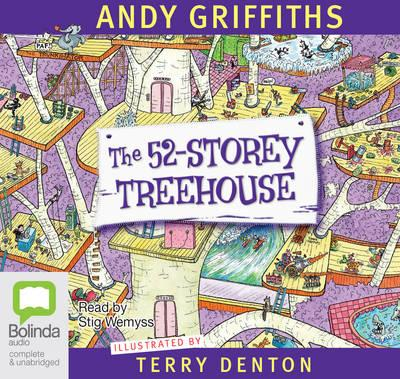 The-52-storey treehouse audiobook