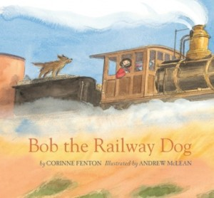 Bob the railway dog (cover)