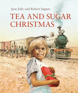 Tea and sugar Christmas (cover)