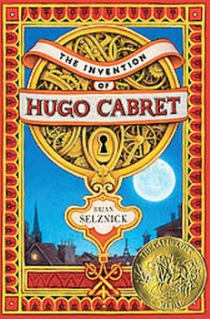 Tess recommends THE INVENTION OF HUGO CABRET by Brian Selznick.