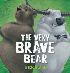 Xavier recommends The Very Brave Bear