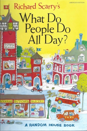 Lewis recommends: What do people do all day?