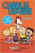 Lewis recommends CHARLIE BROWN AND FRIENDS by Charles M Schulz.