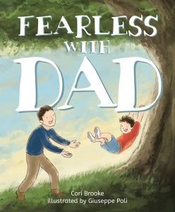 Fearless with Dad (cover)