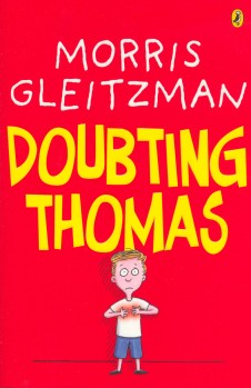 Joseph recommends DOUBTING THOMAS by Morris Gleitzman.