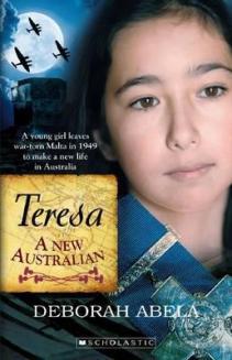 Teresa a New Australian by Deborah Abela
