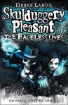 Veronica recommends THE FACELESS ONES by Derek Landy