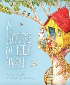 A house of her own (cover)