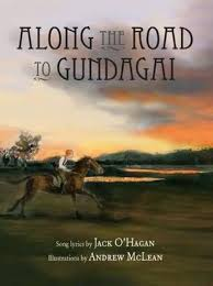 Along the road to Gundagai (cover)