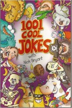 Céití recommends 1001 Cool Jokes for Kids.