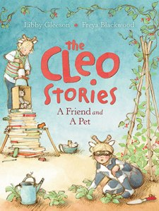 The Cleo Stories: A Friend, and A Pet
