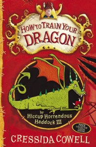 Mitchell recommends HOW TO TRAIN YOUR DRAGON by Cressida Cowell