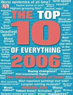 Joseph recommends THE TOP TEN OF EVERYTHING 2006 by Russell Ash