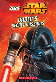 Lewis recommends VADER'S SECRET MISSIONS
