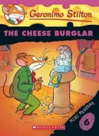 Lewis recommends GERONIMO STILTON: THE CHEESE BURGLAR.