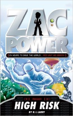 Jarvis recommends ZAC POWER: HIGH RISK by HI Larry.
