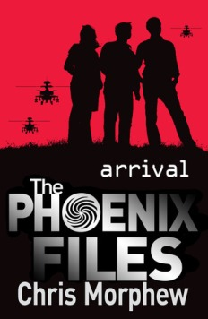 Joseph recommends THE PHOENIX FILES: ARRIVAL by Chris Morphew.