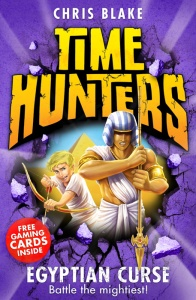 Jarvis recommends TIME HUNTERS: EGYPTIAN CURSE by Chris Blake.