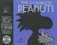 Joseph recommends THE COMPLETE PEANUTS 1973 to 1974 by C Schulz.