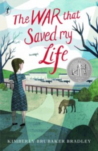 Tess recommends THE WAR THAT SAVED MY LIFE by Kimberly Brubaker Bradley