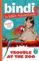 Jarvis recommends BINDI WILDLIFE ADVENTURES: TROUBLE AT THE ZOO by Bindi Irwin and Chris Kunz.