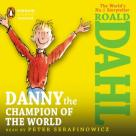 Matilda recommends DANNY THE CHAMPION OF THE WORLD audiobook by Roald Dahl, read by Peter Serafinowicz.