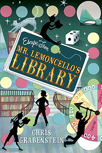ESCAPE FROM MR LEMONCELLO'S LIBRARY by Chris Grabenstein