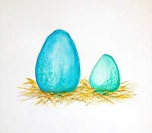 Eggs illustration