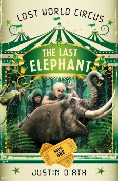 Jarvis recommends THE LAST ELEPHANT by Justin D'Ath.