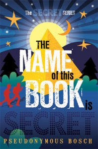 Joseph recommends THE NAME OF THIS BOOK IS SECRET by Pseudonymous Bosch.