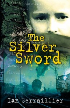Mitchell recommends THE SILVER SWORD by Ian Serraillier.