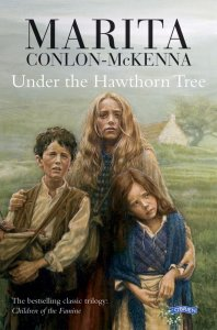 Tess recommends UNDER THE HAWTHORN TREE by Marita Conlon-McKenna.
