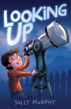 Looking Up by Sally Murphy and illustrated by Aśka