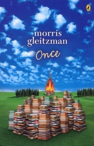 Céití recommends ONCE by Morris Gleitzman.