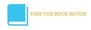 PASS THE BOOK BATON logo