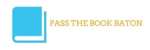 PASS THE BOOK BATON logo