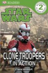 Lewis recommends STAR WARS: CLONE TROOPERS IN ACTION by Clare Hibbert.