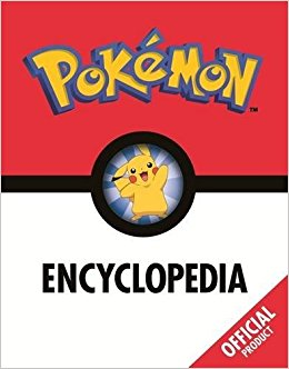 Xavier recommends POKÉMON ENCYCLOPEDIA.