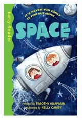 It's never too early to find out about space.