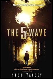 Mitchell recomends THE 5TH WAVE by Rick Yancey.