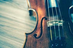 Violin - photo from pexels.com