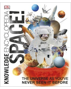 Xavier recommends DK KNOWLEDGE ENCYCLOPEDIA: SPACE!