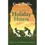 Matilda recommends THE RIDDLE OF HOLIDAY HOUSE by Enid Blyton.