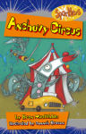 Anchovy Circus by Bren MacDibble, ill. by Connah Brecon.