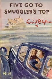 Lewis recommends FIVE GO TO SMUGGLER'S TOP by Enid Blyton.