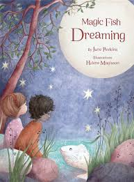 Magic Fish Dreaming (book cover)