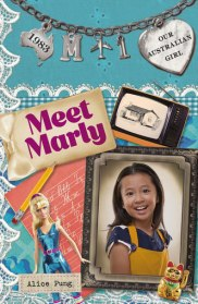 Anishka recommends MEET MARLY (Our Australian Girl Book 1) by Alice Pung.