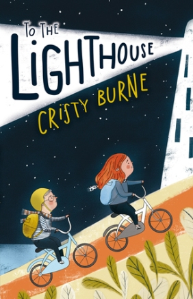 To the lighthouse by Cristy Burne, ill. by Amanda Burnett.