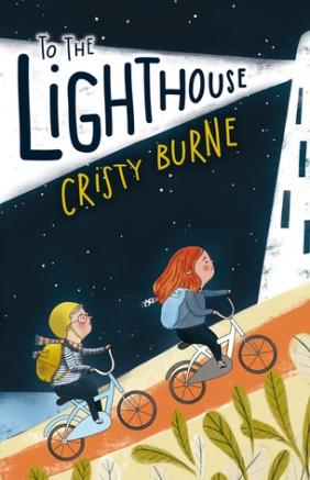To the lighthouse by Cristy Burne, ill. by Amanda Burnett.