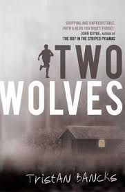 Mitchell and Matilda both recommend TWO WOLVES by Tristan Bancks.